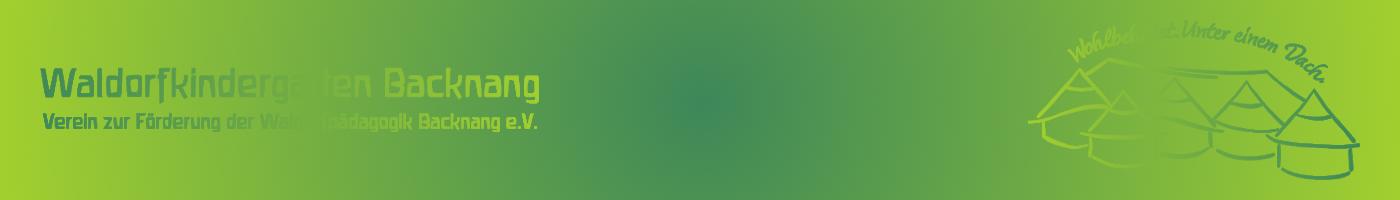 Waldorfkindergarten und Waldorfkrippe Backnang